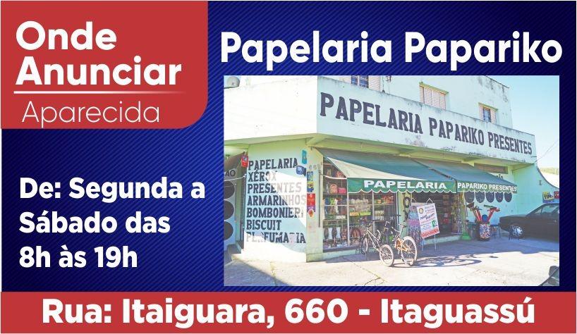 Papelaria Papariko