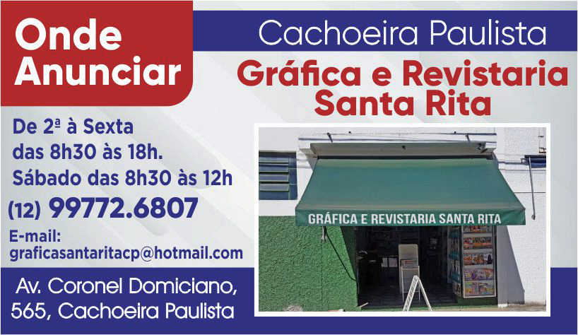 Banca Cachoeira Paulista
